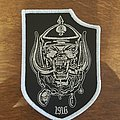 Motörhead - 1916 shield patch