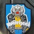Motörhead - Patch - Motörhead Shield Patch Black Border