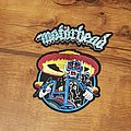 Motörhead - Rock Commando small embroidered Backpatch
