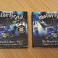 Motörhead - The Wörld is ours - Volume 2 Anyplace Crazy as Anywhere Else Tape / Vinyl / CD / Recording etc