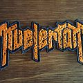 Kvelertak Logo Shape Patch