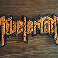 Kvelertak Logo Shape Patch