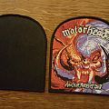 Motörhead - Another perfect day patch - black border