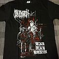 Obliteration - Black Death Horizon t-shirt
