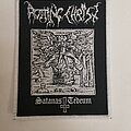 Rotting Christ - Patch - Rotting Christ - Satanus Patch White Border