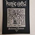 Rotting Christ - Patch - Rotting Christ - Satans Tedeum Patch