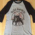 Bathory - TShirt or Longsleeve - Bathory Hordes baseball shirt