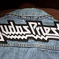 Judas Priest embroidered backpatch