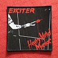 Exciter woven patch