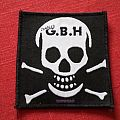 G.B.H. woven patch