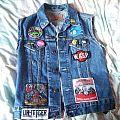 Iron Maiden - Battle Jacket - Denim