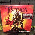 Tytan - Tape / Vinyl / CD / Recording etc - Tytan - Rough Justice (LP)