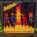 Dokken - Tape / Vinyl / CD / Recording etc - Dokken - Under Lock And Key (LP)