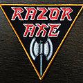 Razor Axe - Patch - Razor Axe patch #2