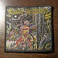 Iron Maiden - Patch - Iron Maiden - SIT patch