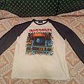 Iron Maiden - TShirt or Longsleeve - Iron Maiden - Somewhere On Tour Baseball Shirt