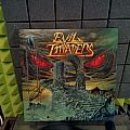 Evil Invaders ‎– Pulses Of Pleasure (LP, ltd, signed)