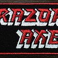 Razor Axe - Patch - Razor Axe patch #1
