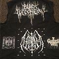 Black/Death vest reconstruction