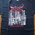 Beherit - TShirt or Longsleeve - BEHERIT&ARCHOAT rare split tshirt