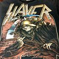 Slayer Reaper shirt