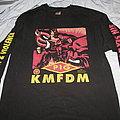 KMFDM - TShirt or Longsleeve - KMFDM V PIG