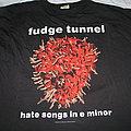 Fudge Tunnel - TShirt or Longsleeve - Fudge Tunnel - Hate Songs