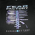 Fear Factory - TShirt or Longsleeve - Fear Factory - Demanufacture