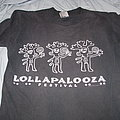 Jane's Addiction - TShirt or Longsleeve - Lollapalooza 1991