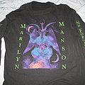 Marilyn Manson - TShirt or Longsleeve - Marilyn Manson - Reflecting God