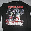 Cannibal Corpse - Butchered Sweater Hooded Top