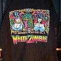 White Zombie - TShirt or Longsleeve - White Zombie - European Tour