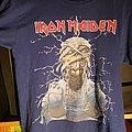 Iron Maiden - TShirt or Longsleeve - Iron Maiden - World Slavery Japan