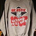 BEASTIE BOYS - TShirt or Longsleeve - Beastie Boys - Licensed to Ill Tour