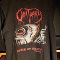 Obituary - TShirt or Longsleeve - Obituary - Cause of Death US Tour