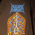 Nuclear Assault - Hang The Pope TShirt or Longsleeve