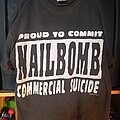 Nailbomb - TShirt or Longsleeve - Nailbomb - Proud to Commit Commercial Suicide
