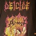 Deicide - TShirt or Longsleeve - Deicide - Feasting the Beast