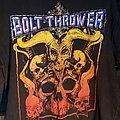 Bolt Thrower - TShirt or Longsleeve - Bolt Thrower - Modern Invasion Cenotaph