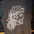 Napalm Death - TShirt or Longsleeve - Napalm Death - Harmony Corruption
