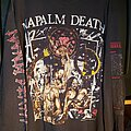 Napalm Death - TShirt or Longsleeve - Napalm Death- Utopia Banished