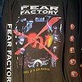 Fear Factory - TShirt or Longsleeve - Fear Factory - SOANM Euro Tour