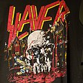 Slayer - World Sacrifice Tour 1988