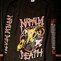 Napalm Death - TShirt or Longsleeve - Napalm Death - 1991 Tour LS