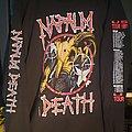 Napalm Death - TShirt or Longsleeve - Napalm Death - 1991 Tour