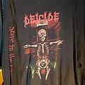 Deicide - TShirt or Longsleeve - Deicide- Slave to The Cross