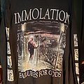 Immolation - TShirt or Longsleeve - Immolation - Forever Unsaved