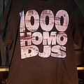 1000 Homo DJs - TShirt or Longsleeve - 1000 Homo DJs - Apathy