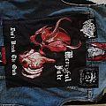 black/death vest