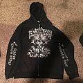 Belphegor - Conjuring the Dead hoodie